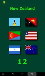 Capital Map Flag