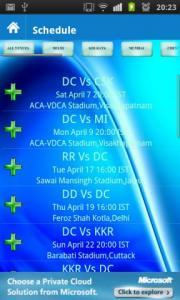 DC : IPL 2012