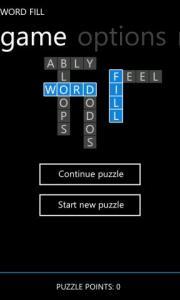 Word Fill Free