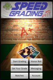 Speed Grading