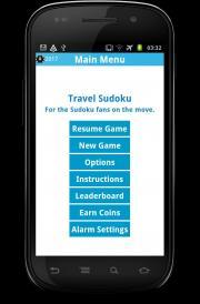 Travel Sudoku