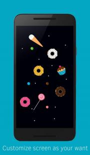Cosmic Donuts Live Wallpapers