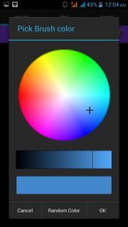 Color Draw-Finger Paint