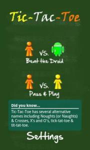Tic-Tac-Toe Classic