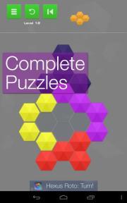 Hexus Puzzles