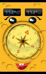 Sponge Bob Compass