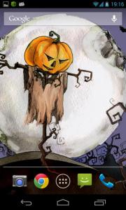 Halloween Scrolling Live Wallpaper