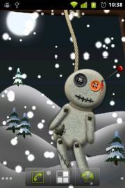 Voodoo Live Wallpaper Winter Edition
