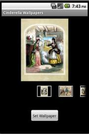 Cinderella Wallpapers