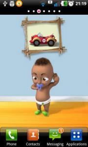 Dancing Baby Boy LWP