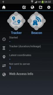 GPS Tracker and Beacon