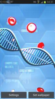 Super DNA Live Wallpaper