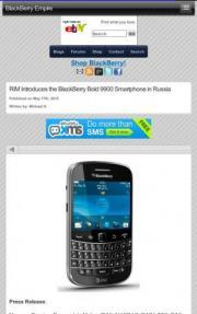 BlackBerry Empire