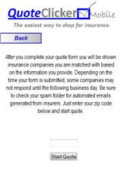 QuoteClicker Mobile