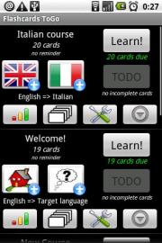 Flashcards ToGo
