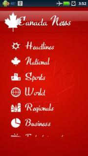 Canada News!