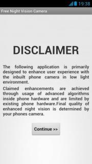 Free Night Vision Camera