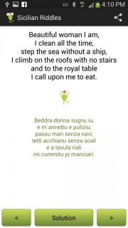 Sicilian Riddles