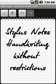 StylusNotes