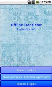 Offline Translator