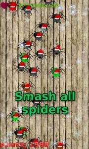 Santa Spider Smash