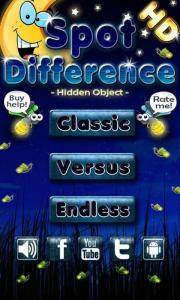Spot Difference: Hidden Object