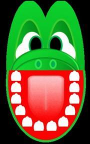 Classic Crocodile