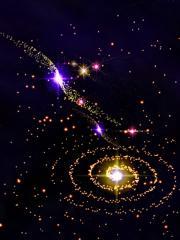 3D Stars Journey free version
