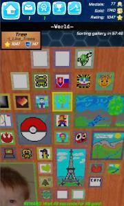 Pixel Art Battles