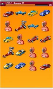 Racing Cars Game