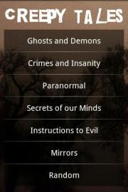 Creepy Tales