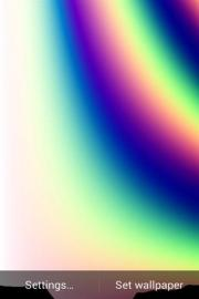 Iris Rainbow Live Wallpaper