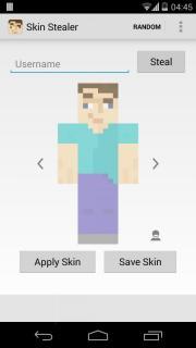 Skin Stealer