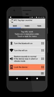 NFC Tag App Launcher