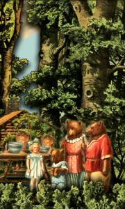 Goldilocks & the 3 Bears