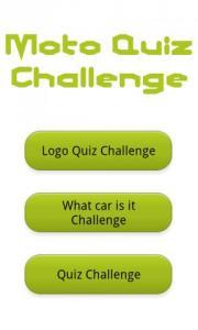 Moto Quiz Challenge