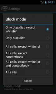 Ultimate Blacklist