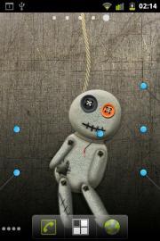 Voodoo Live Wallpaper