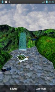 3D Animated Waterfall Gallery