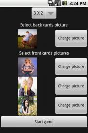 Gallery Memory Game Lite