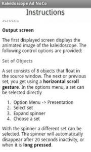 Kaleidoscope Ad