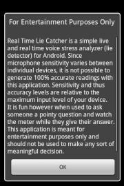 Pocket Lie Detector