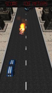 Apocalypse car run