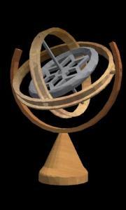 3D Gyroscope Free