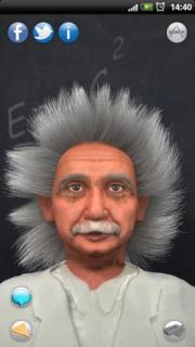 3D Talking Albert