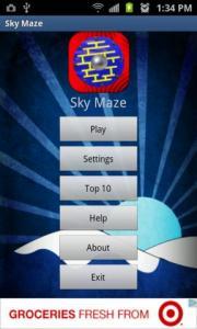 Sky Maze