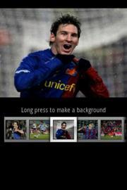 Messi and C.Ronaldo Wallpapers