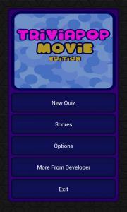 TriviaPop Movie Edition Lite