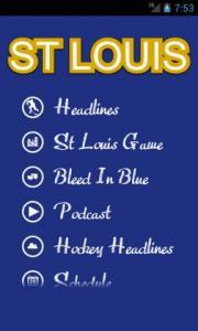 St. Louis Hockey