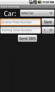 Quick mParking